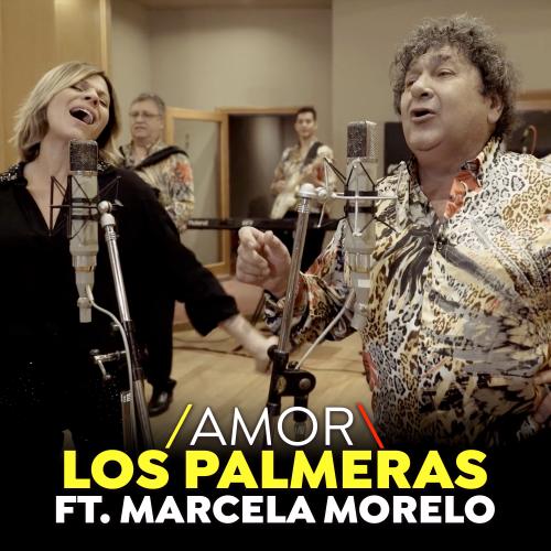 Los Palmeras ft Marcela Morelo - Amor