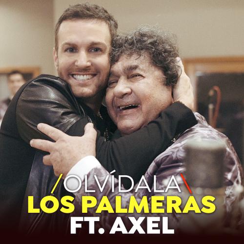 Los Palmeras ft Axel - Olvidala